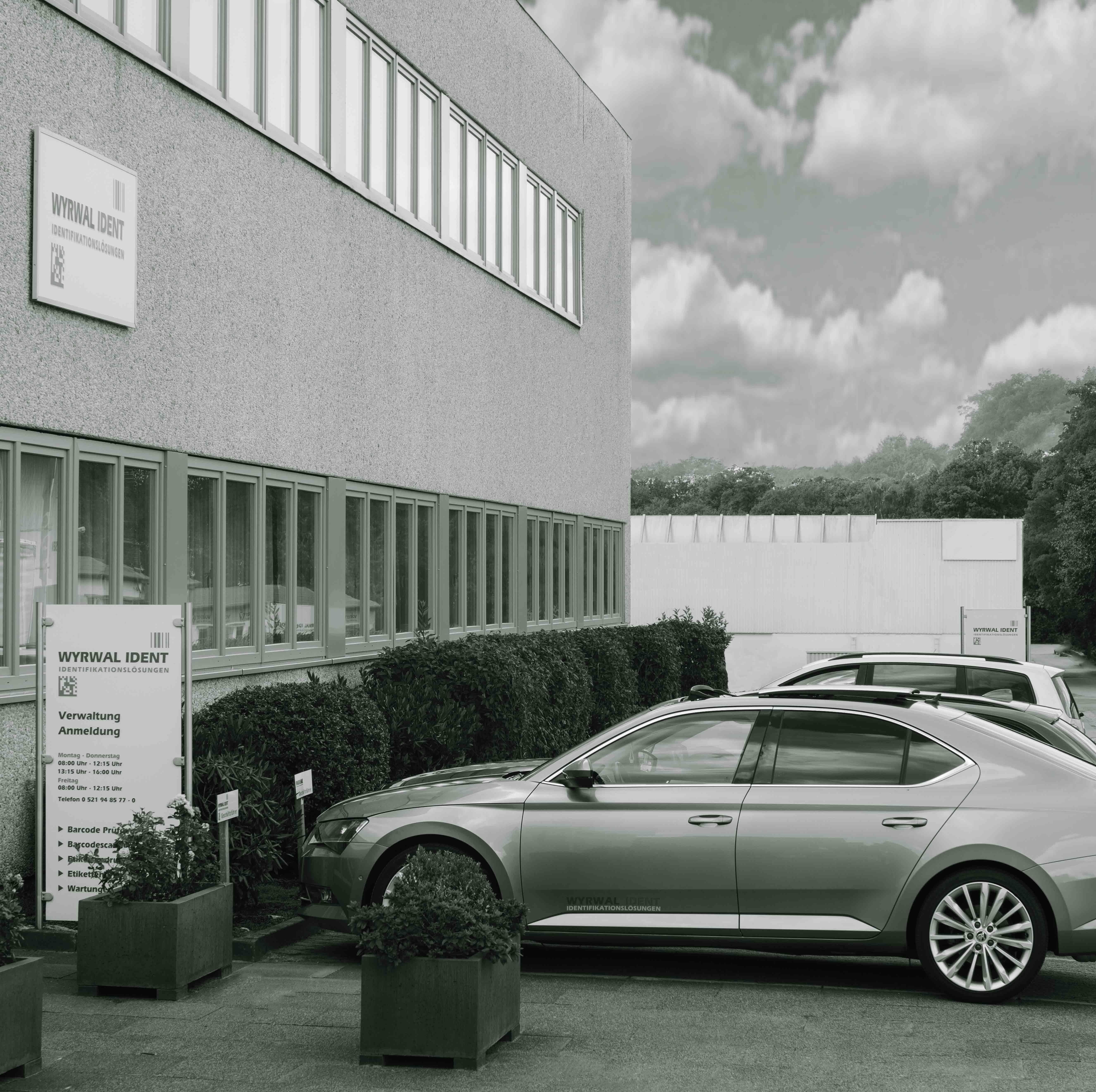 WYRWAL IDENT mit Firmensitz in Bielefeld