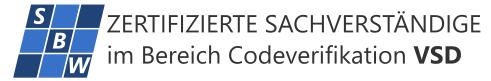 Sachverständige für Codeverifikation